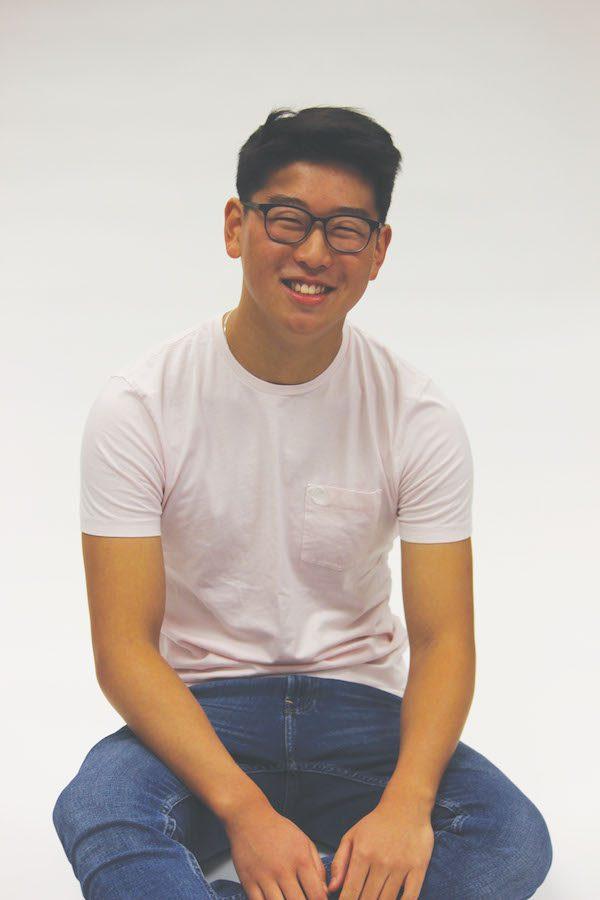 Salutatorian Q & A: Josh Kim
