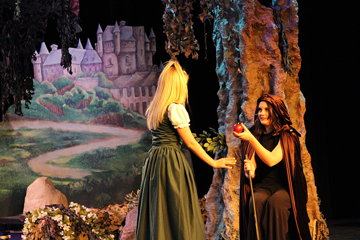 Snow White and the Black Forest
