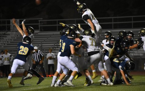 West Ranch Football Wins the Homecoming Game With Three Clicks of the Heel