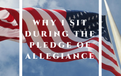 Why I Sit During the Pledge of Allegiance