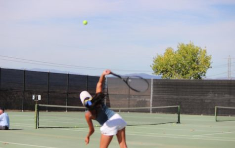 West Ranch Girls Tennis defeats Valencia