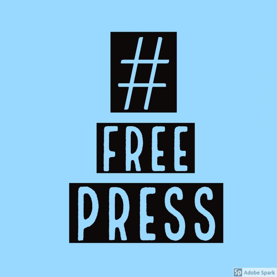 #freepress