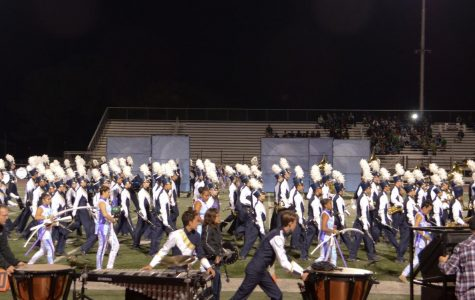 West Ranch Marching Band Sweeps Their First Competition
