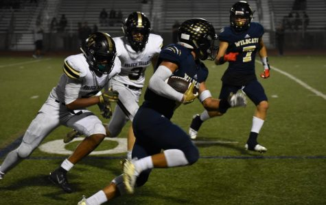 And...Touchdown! West Ranch Football Creates West Ranch History!