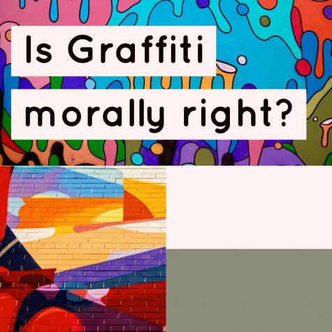 Is Graffiti Morally Right?