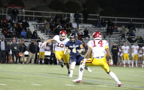 West Ranch Football's historic season ends with tough loss to Oxnard