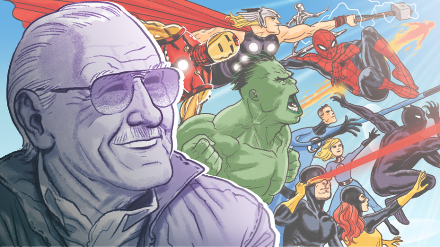 A+Tribute+to+Stan+Lee