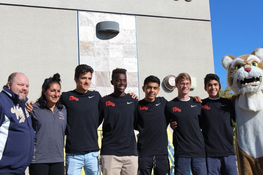 Cross Country Recognized for NXN Competition