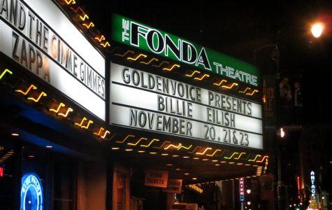 Billie Eilish at The Fonda