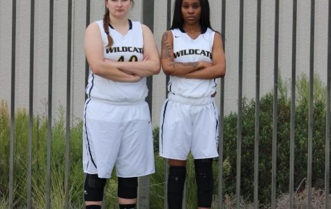 Varsity Girls Basketball Graduates two Talented Seniors