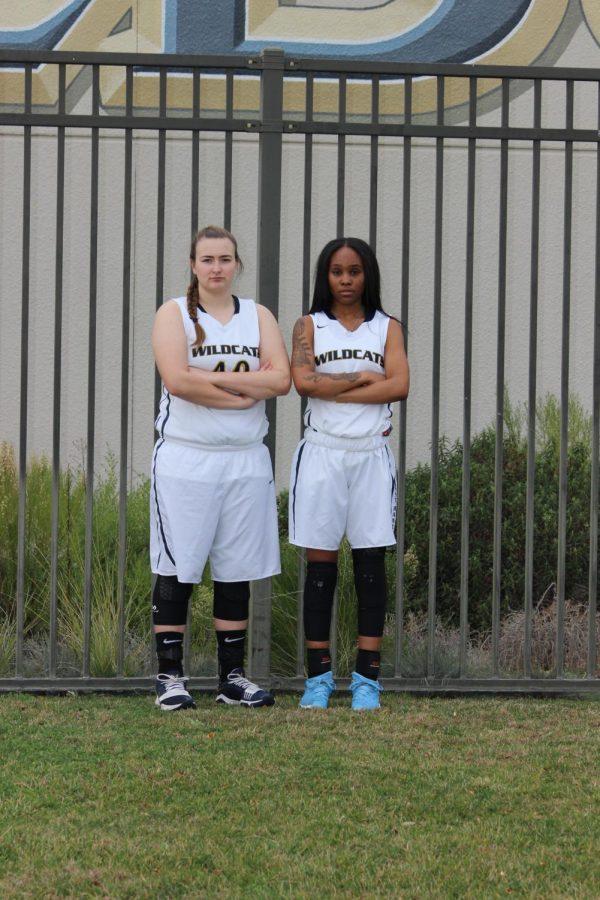 Varsity Girls Basketball Graduates two Talented Seniors