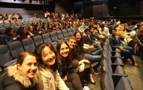 West Ranch Hosts Last Open Speech Tournament of the Year