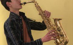 Kevin Gillespie: Alto Sax