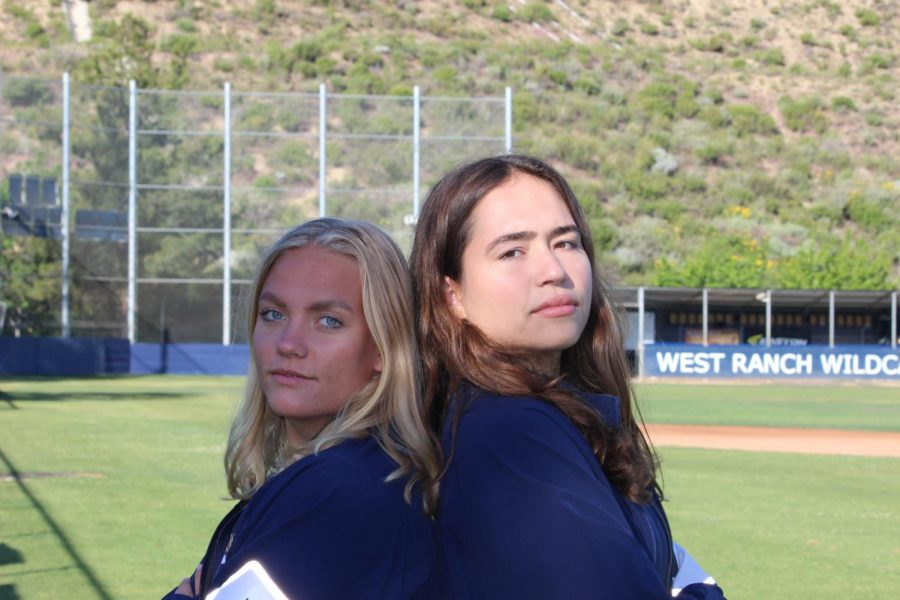Girls Swim Captains Share the Knowledge They Gained at West Ranch