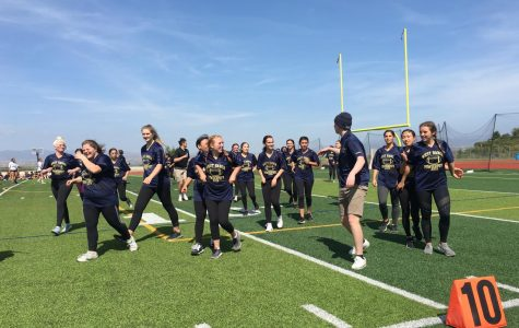 Powderpuff Game Ends with Unexpected Outcome