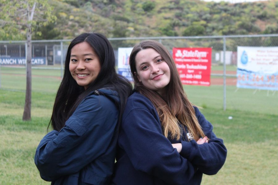 Varsity Girls Lacrosse Captains Share Words of Advice for Younger Students