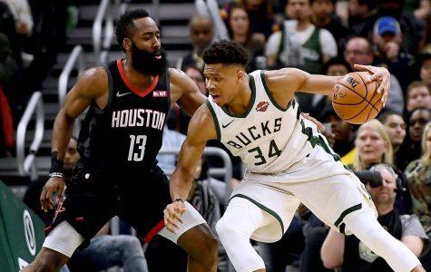 Who is the NBA MVP?