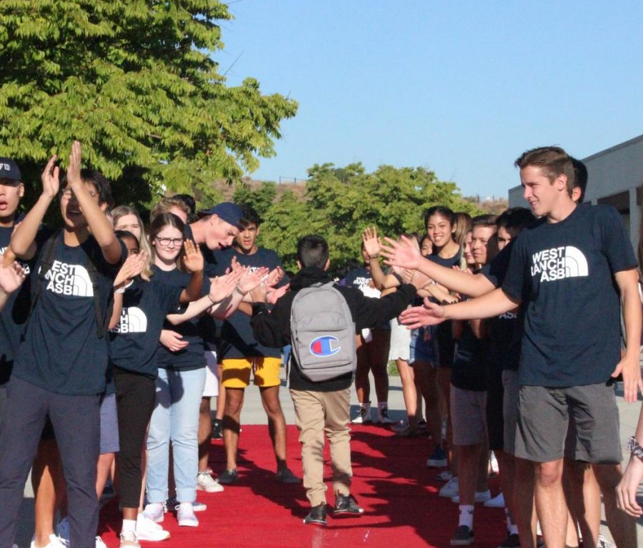 West Ranch Wildcats Go Back to School