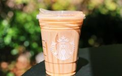 Starting Off Fall With Starbuck's New Pumpkin Cream Cold Brew