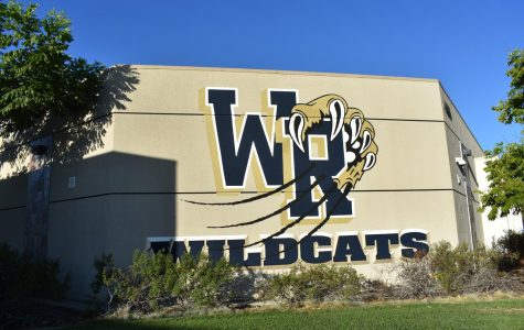 West Ranch Displays New Mural on Upper Campus