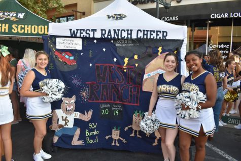 Nomads Visit West Ranch