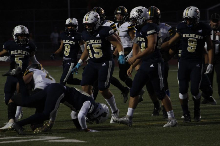 West Ranch gloriously defeats Royal High School at homecoming game
