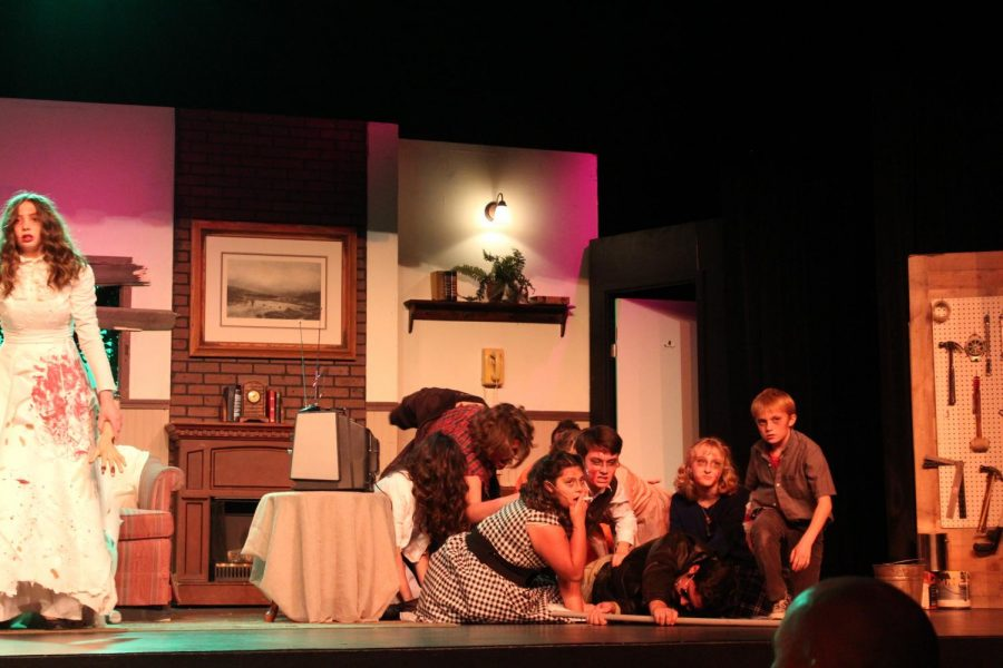 Theatre Puts on Amazing Production of