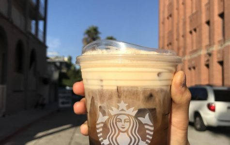 Fall Drinks at Starbucks: Pumpkin Sweet Cream Cold Brew