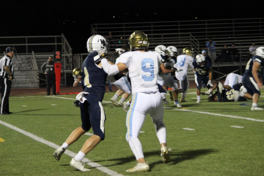 West Ranch Takes Out Quartz Hill to Advance to Second Round of Playoffs