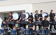 West Ranch Percussion Blows Students Away During Pep Rally