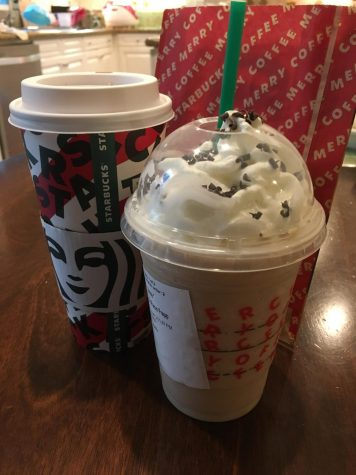 Munchies: I Reviewed Starbucks' Holiday Drink Menu