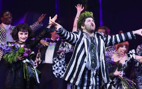 """Does the """"Beetlejuice"""" cast album live up to the hype?"""