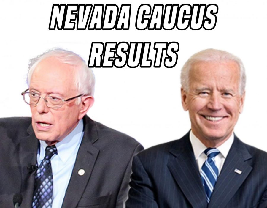 Sanders 26 point Nevada Caucus victory puts him in driver's seat to win the Democratic nomination