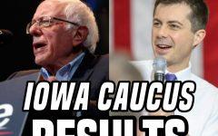 Pete Buttigieg narrowly defeats Bernie Sanders in controversial Iowa caucus race