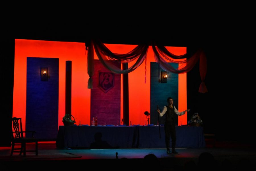 Illusive Impression: Student-written, Student-produced and Student-directed