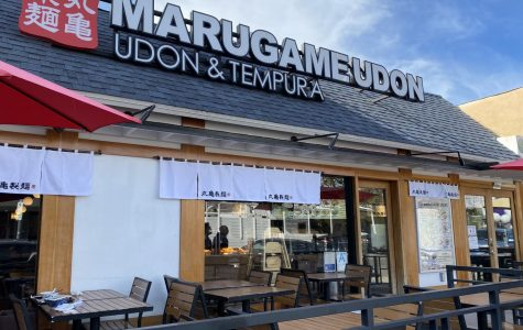 Marugame Udon Refreshes Customers With Their Savory Udon