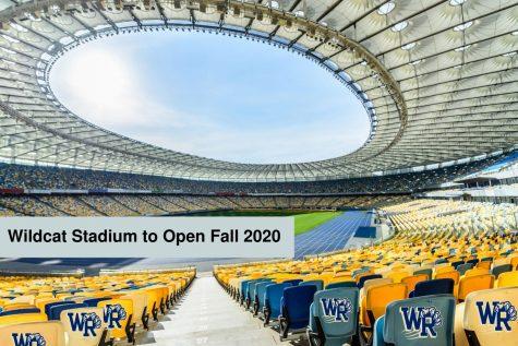 Wildcat Stadium to Open Fall 2020