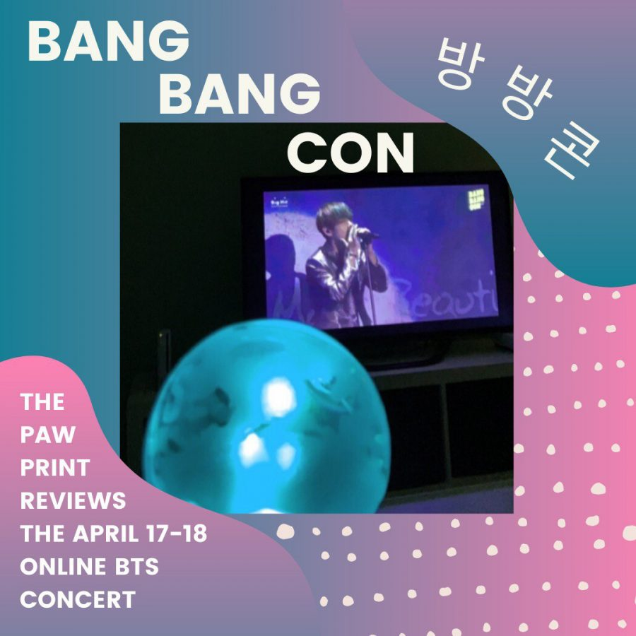 "BTS makes headlines with the online concert series ""Bang Bang Con"""