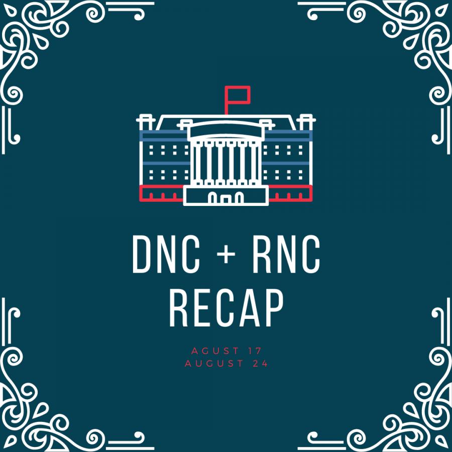 A+recap+of+the+Democratic+and+Republican+National+Conventions
