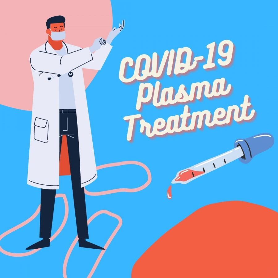 FDA approves new plasma treatment for COVID-19
