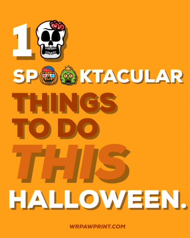 Ten spooktacular things to do this Halloween