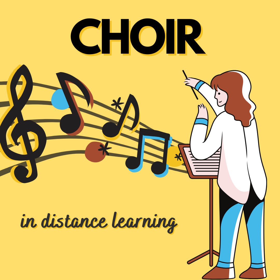 How the West Ranch Choir has adapted to distance-learning