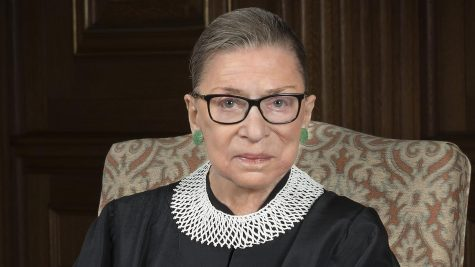 Supreme Court Justice Ruth Bader Ginsburg (Photo courtesy of the Supreme Court of the United States)