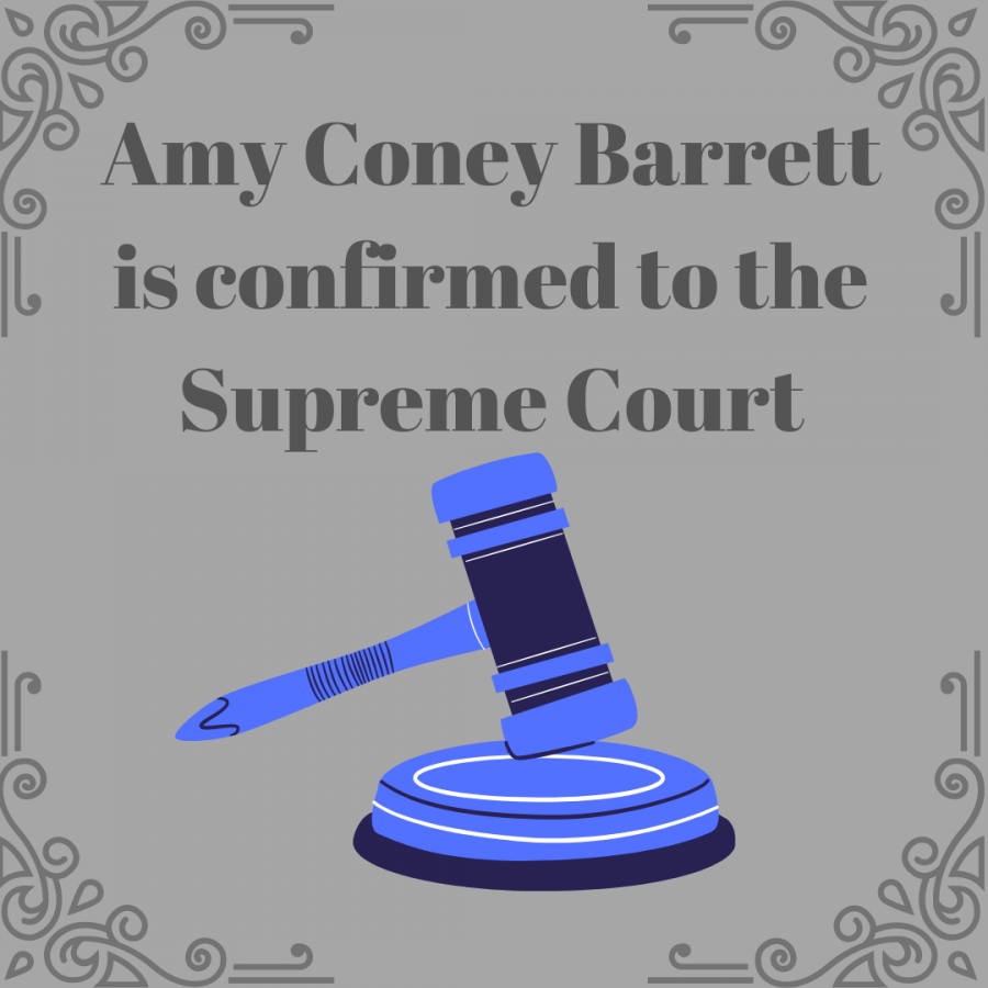 Amy+Coney+Barrett+confirmed+to+the+Supreme+Court