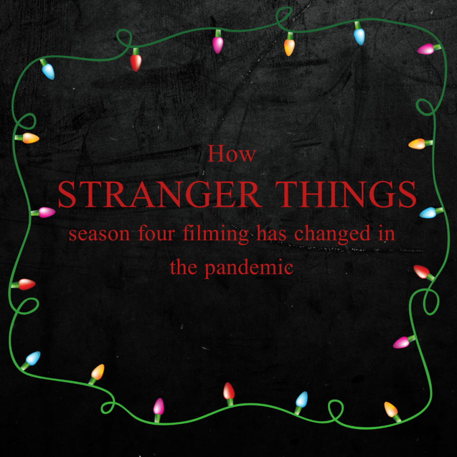 How Stranger Things season four filming has changed during the pandemic