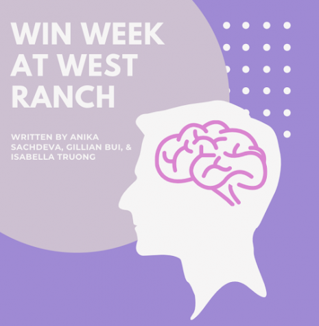 "West Ranch High School enjoys a ""What I Need"" week"