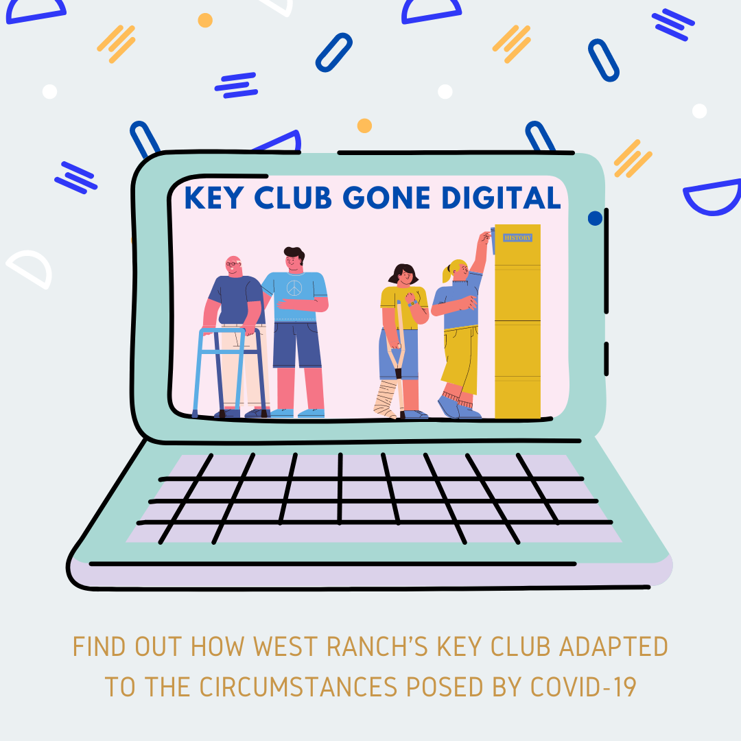 Key Club goes digital amidst COVID-19