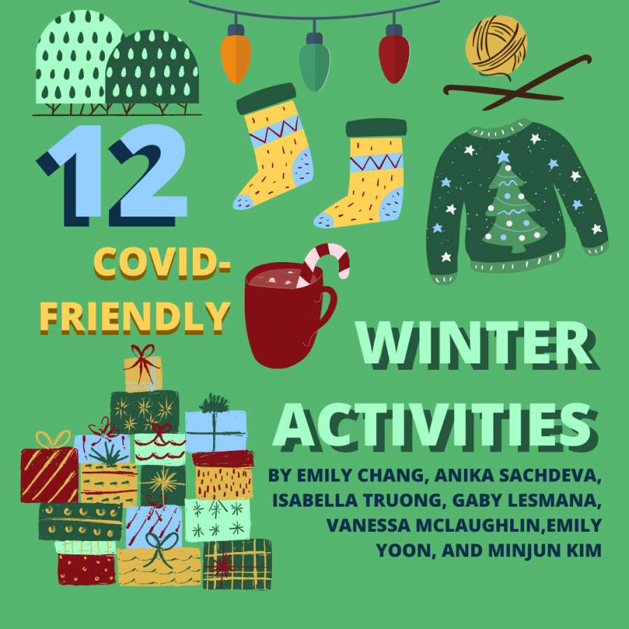 12 COVID-friendly Winter Activities