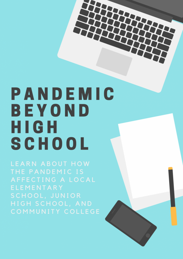 Pandemic beyond high school
