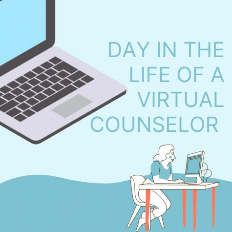 Day in the Life of a Virtual Counselor